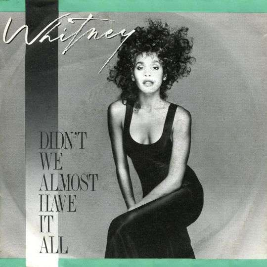 Coverafbeelding Whitney - Didn't We Almost Have It All
