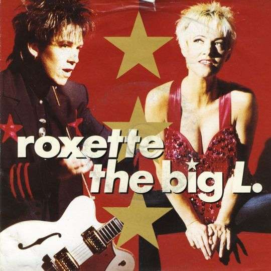 Coverafbeelding The Big L. - Roxette