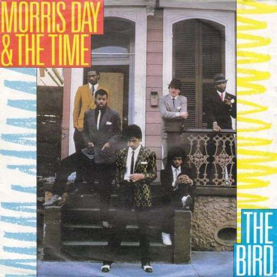 Coverafbeelding The Bird - Morris Day & The Time