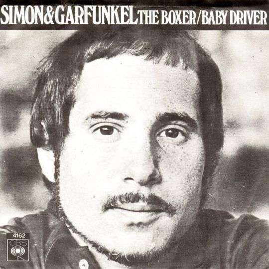 Coverafbeelding The Boxer - Simon & Garfunkel