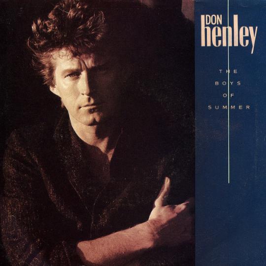 Coverafbeelding The Boys Of Summer - Don Henley