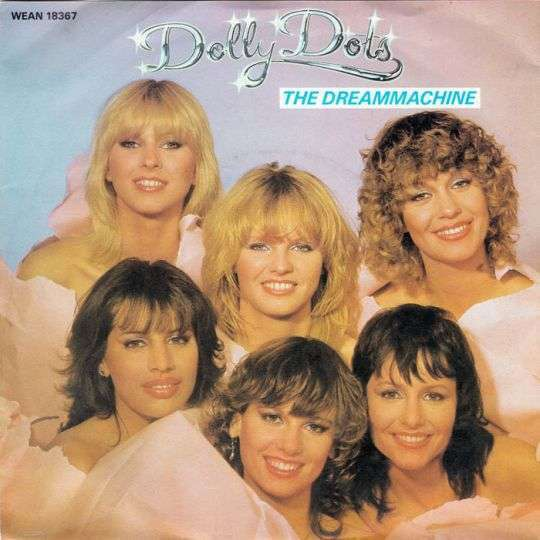 Coverafbeelding The Dreammachine - Dolly Dots