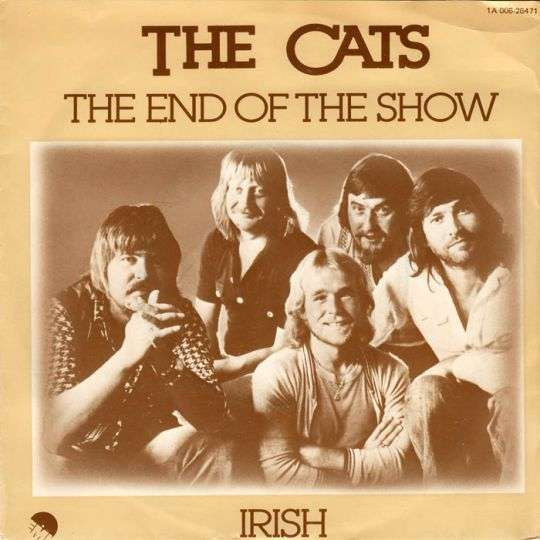 Coverafbeelding The End Of The Show - The Cats