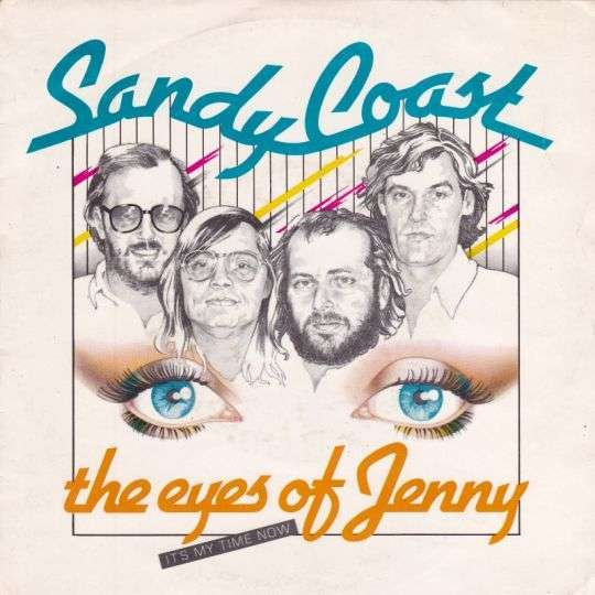 Coverafbeelding The Eyes Of Jenny - Sandy Coast
