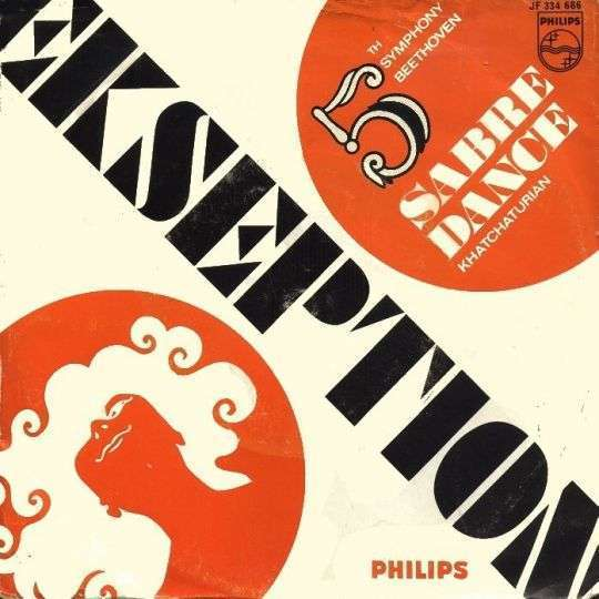 Coverafbeelding 5Th Symphony Beethoven - Ekseption