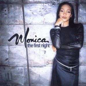 Coverafbeelding Monica - The First Night