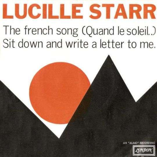 Coverafbeelding The French Song (Quand Le Soleil..) - Lucille Starr