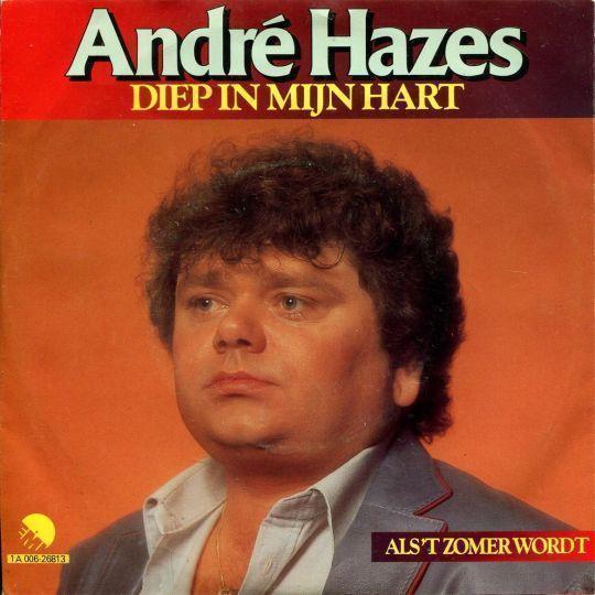 Coverafbeelding Diep In Mijn Hart - André Hazes