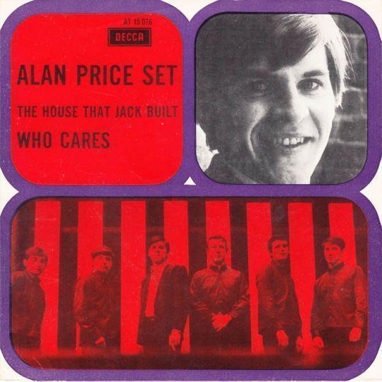 Coverafbeelding Alan Price Set - The House That Jack Built