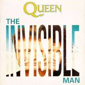 Coverafbeelding Queen - The Invisible Man