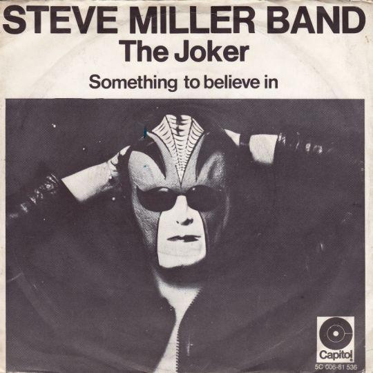 Coverafbeelding Steve Miller Band - The Joker
