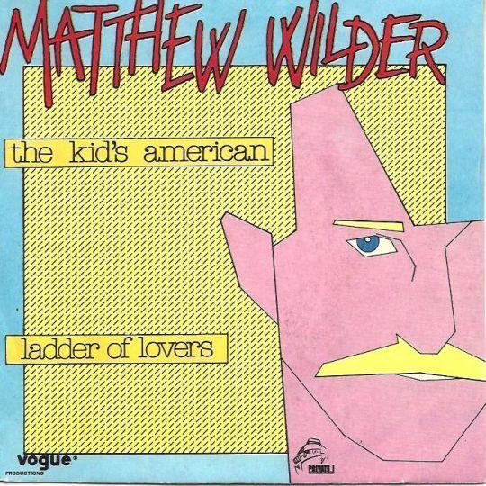 Coverafbeelding The Kid's American - Matthew Wilder
