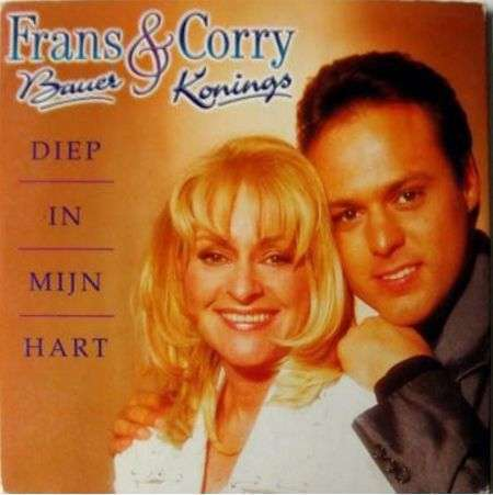 Coverafbeelding Diep In Mijn Hart - Frans Bauer & Corry Konings