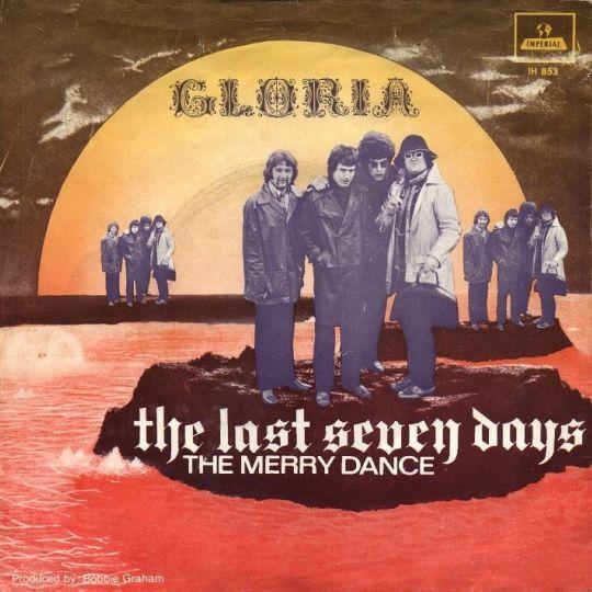 Coverafbeelding Gloria - The Last Seven Days