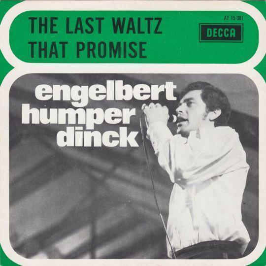 Coverafbeelding Engelbert Humperdinck - The Last Waltz