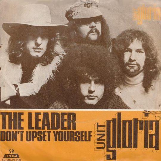 Coverafbeelding The Leader - Unit Gloria