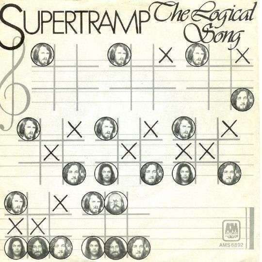Coverafbeelding The Logical Song - Supertramp