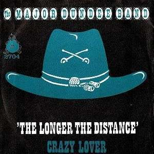 Coverafbeelding The Major Dundee Band - The Longer The Distance