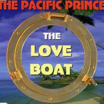 Coverafbeelding The Pacific Prince - The Love Boat
