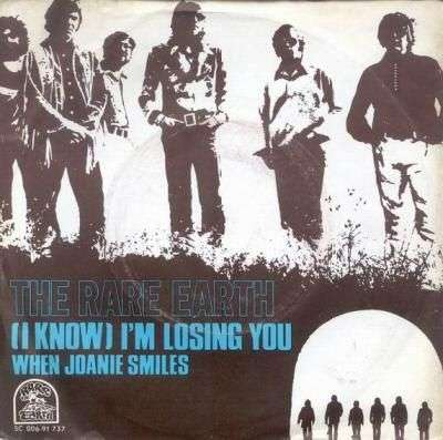 Coverafbeelding (I Know) I'm Losing You - The Rare Earth