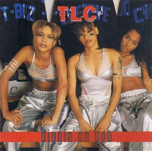 Coverafbeelding Diggin' On You - Tlc