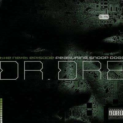 Coverafbeelding Dr. Dre featuring Snoop Dogg - The Next Episode
