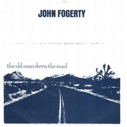 Coverafbeelding The Old Man Down The Road - John Fogerty