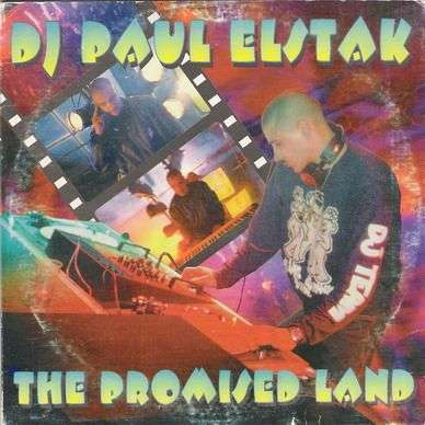 Coverafbeelding The Promised Land - Dj Paul Elstak