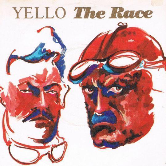 Coverafbeelding The Race - Yello