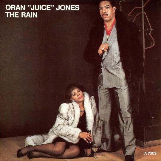 "Coverafbeelding Oran ""Juice"" Jones - The Rain"