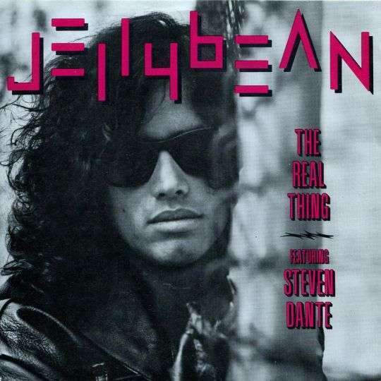 Coverafbeelding The Real Thing - Jellybean Featuring Steven Dante
