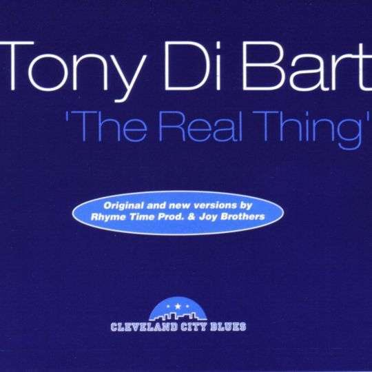 Coverafbeelding The Real Thing - Tony Di Bart