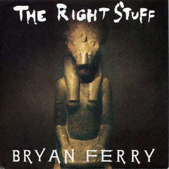 Coverafbeelding Bryan Ferry - The Right Stuff
