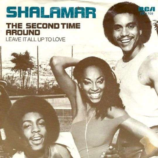 Coverafbeelding The Second Time Around - Shalamar