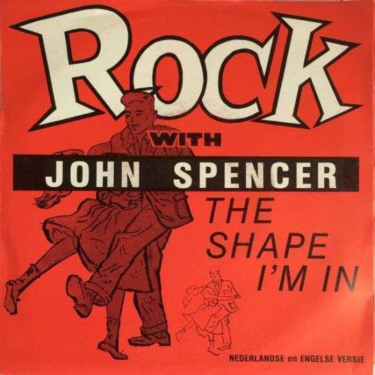 Coverafbeelding The Shape I'm In - John Spencer