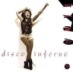 Coverafbeelding Disco Inferno - Tina