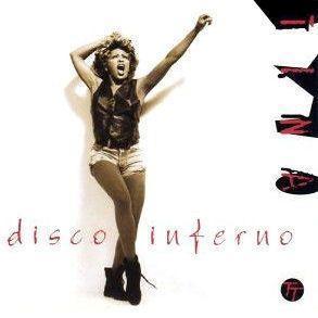 Coverafbeelding Tina - Disco Inferno