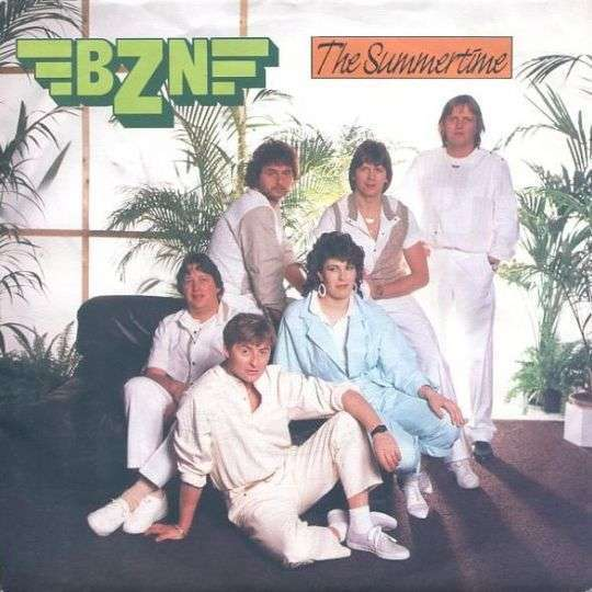 Coverafbeelding The Summertime - Bzn