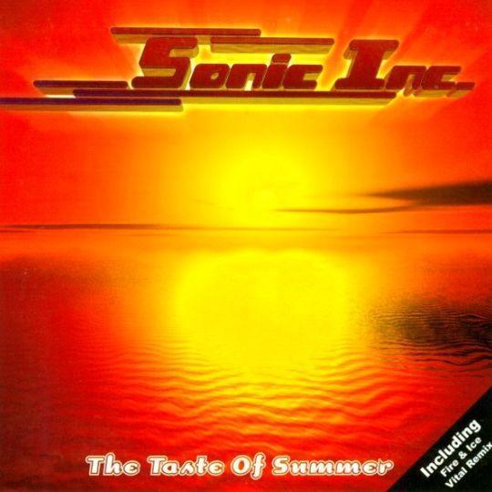 Coverafbeelding Sonic Inc. - The Taste Of Summer