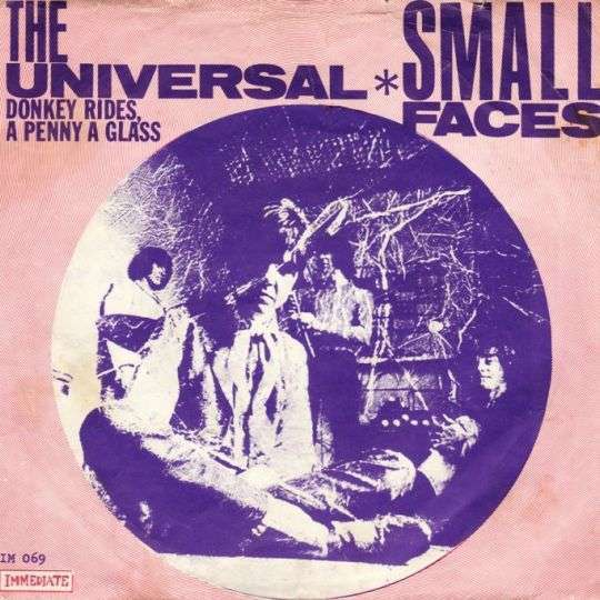 Coverafbeelding Small Faces - The Universal