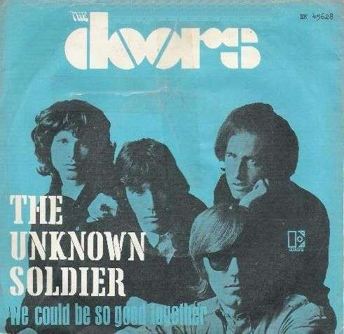 Coverafbeelding The Doors - The Unknown Soldier