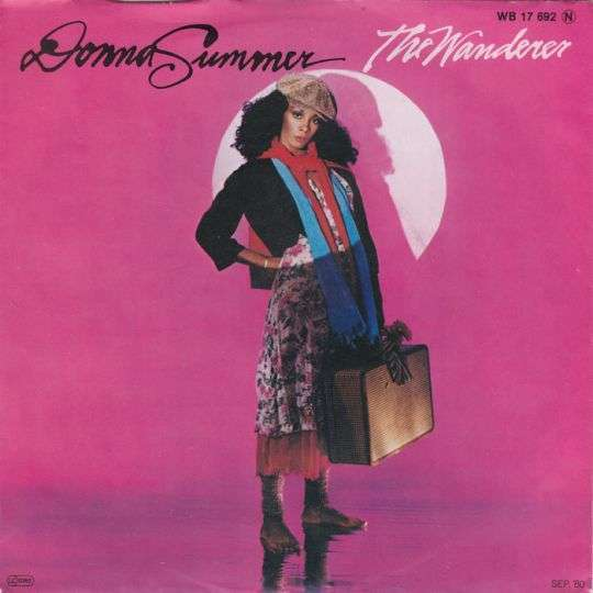Coverafbeelding Donna Summer - The Wanderer