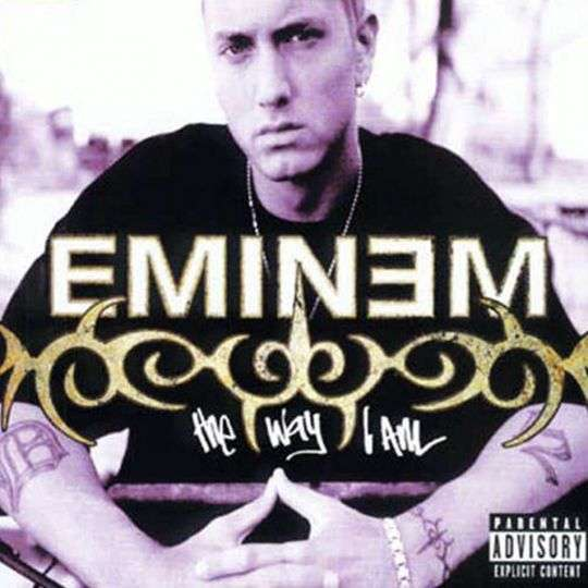 Coverafbeelding Eminem - The Way I Am