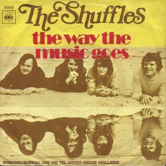Coverafbeelding The Way The Music Goes - The Shuffles