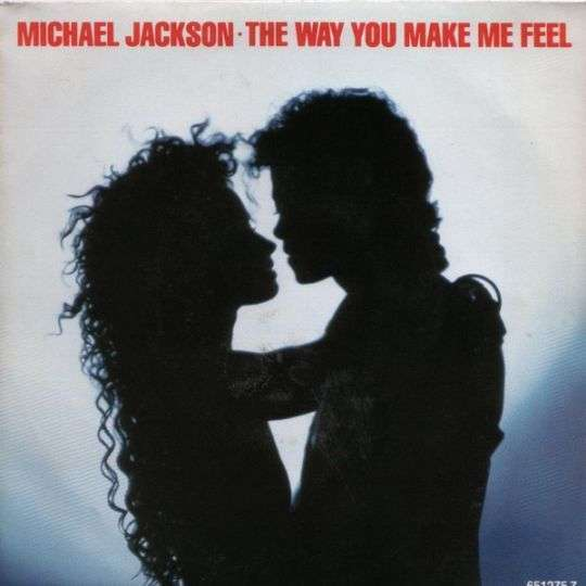 Coverafbeelding Michael Jackson - The Way You Make Me Feel