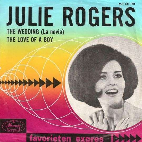 Coverafbeelding The Wedding (La Novia) - Julie Rogers