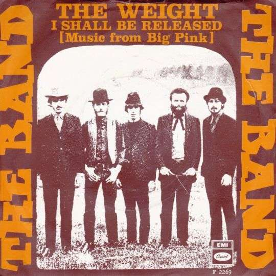 Coverafbeelding The Weight - The Band