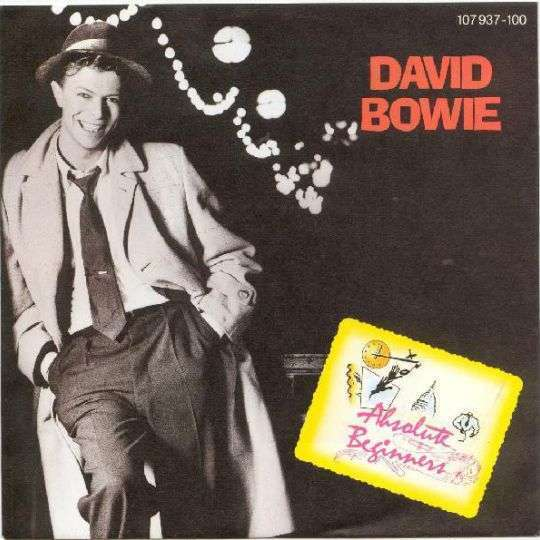 Coverafbeelding Absolute Beginners - David Bowie
