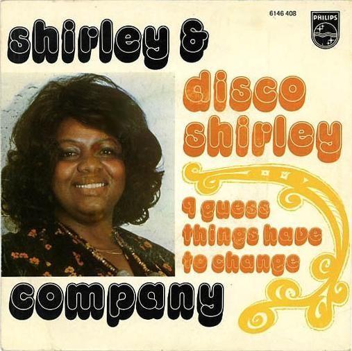 Coverafbeelding Disco Shirley - Shirley & Company