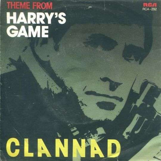 Coverafbeelding Theme From Harry's Game - Clannad